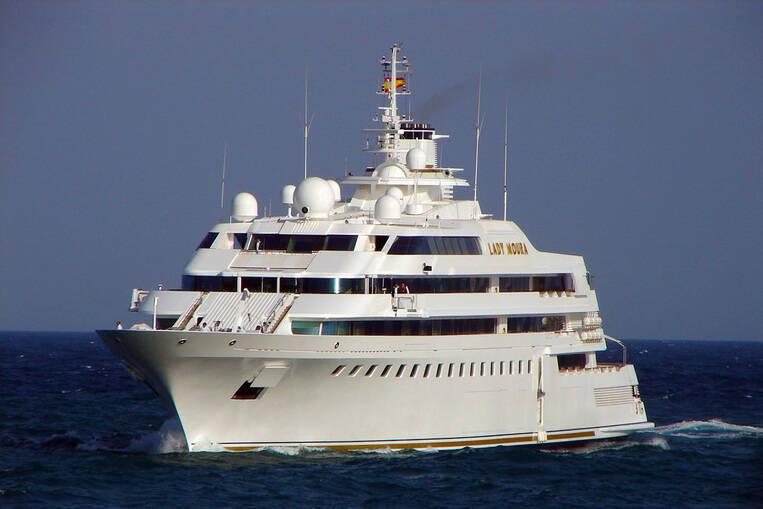 Lady Moura - $210 milioni