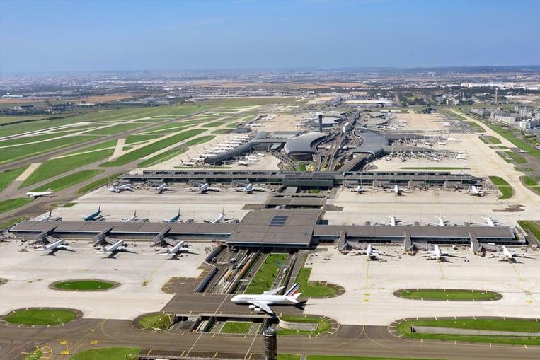 Aeroporto di Parigi Charles De Gaulle (CDG) - Parigi, Francia - 3237 ettari