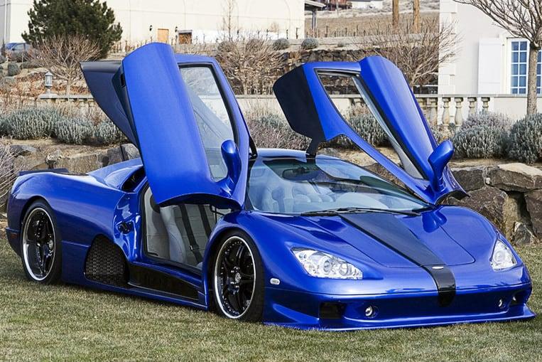 TOP 10: Le auto più veloci del mondo