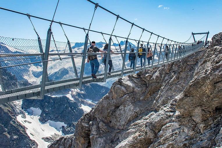 TOP 12: I ponti più spaventosi del mondo